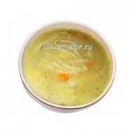 Суп картофельный с макаронными изделиями