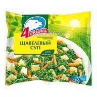 Суп 4 сезона щавелевый