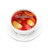 Суп фруктовый из яблок