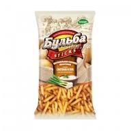 Соломка картофельная Бульба Sticks Сметана и лук