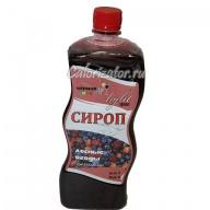Сироп Черное море Лайт вкус Лесные ягоды