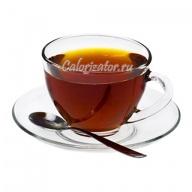 Чай чёрный без сахара