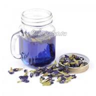Чай синий из цветов Klitoria Ternatea