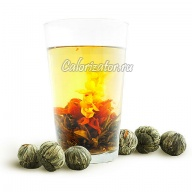 Чай связанный сухой