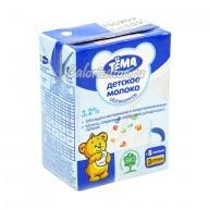 Молоко Тёма детское обогащенное 3.2%