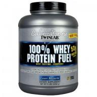 Протеин Twinlab 100% Whey Protein Fuel