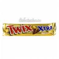 Шоколад Twix 'Xtra