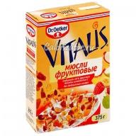Мюсли Vitalis фруктовые