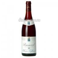 Вино красное Бургундское
