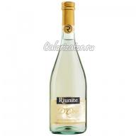 Вино Riunite D'Oro белое полусладкое игристое