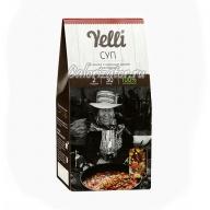 Суп Yelli из киноа с красным рисом и чечевицей
