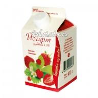 Йогурт фруктовый 1.5%