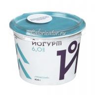 Йогурт Братья Чебурашкины греческий 6%
