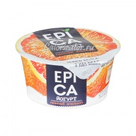 Йогурт Epica Красный апельсин