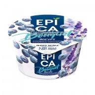 Йогурт Epica Bouquet Голубика-лаванда