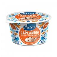 Йогурт Valio Laplandia сливочный с ржаным хлебом и корицей 7%