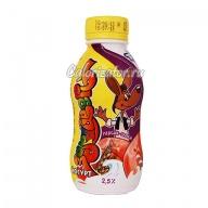 Йогурт Здрайверы персик-злаки 2.5%