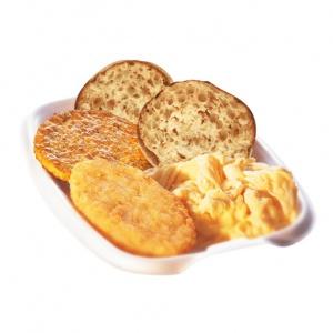 Большой завтрак McDonalds