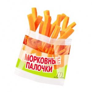 Морковные палочки McDonalds