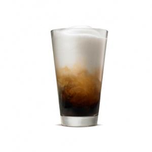 Напиток кофе Латте Бургер Кинг