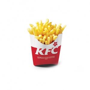 Картофель фри KFC (стандартная порция)