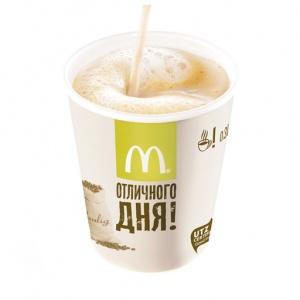 Напиток Капучино McDonalds 300 мл