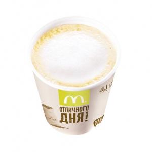Напиток Кофе Латте McDonalds