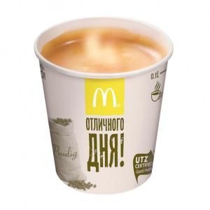 Напиток Двойной Эспрессо McDonalds