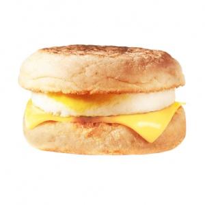 Макзавтрак МакМаффин с яйцом и сыром