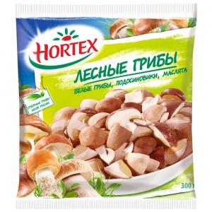 Лесные грибы Hortex