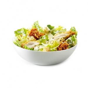 Салат Цезарь лайт KFC (без заправки)