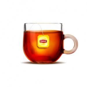 Напиток чай (зеленый и черный) Бургер Кинг