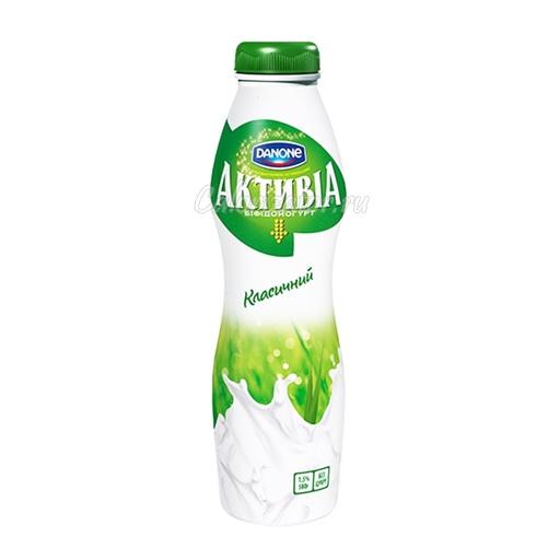 Активиа Питьевая Бифидойогурт Классический 1.5%