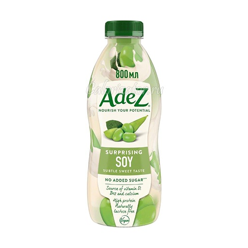 Напиток AdeZ Изумительная соя