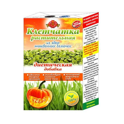 Клетчатка Агросельпром из ядер тыквенных семечек - калорийность, полезные свойства, польза и вред, описание.