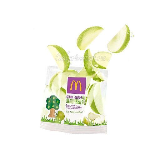 Яблочные дольки McDonalds