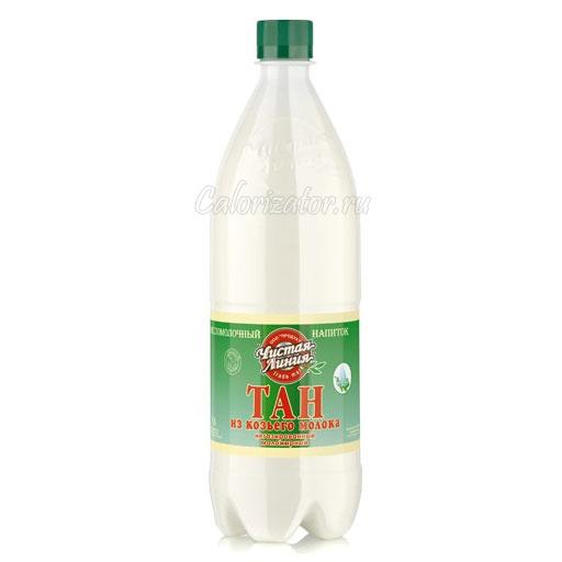 Айран (тан) из козьего молока