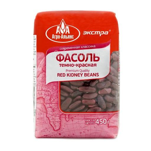 Фасоль Агро-Альянс красная Red Kidney