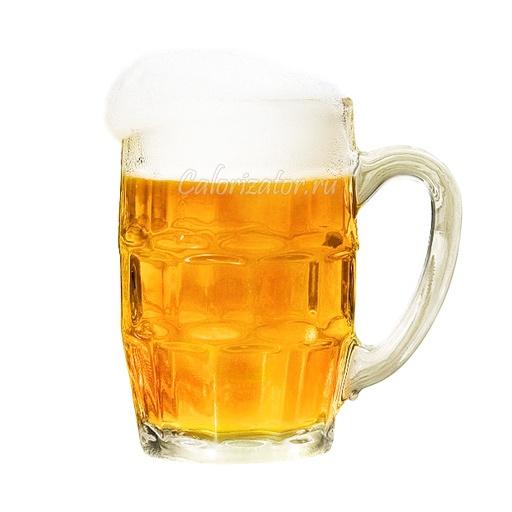 Пиво светлое 4.5%
