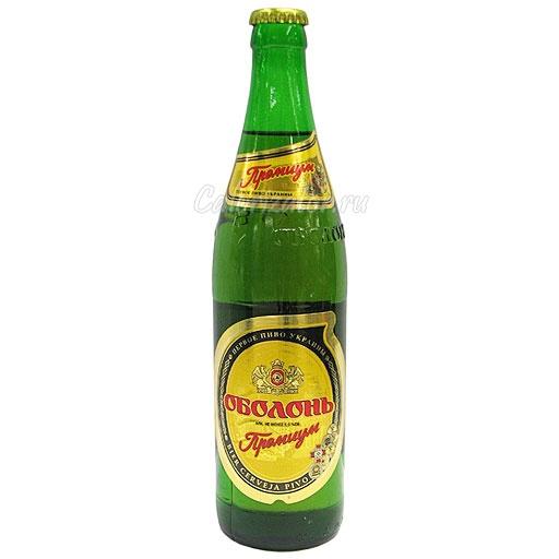 Пиво Оболонь Премиум