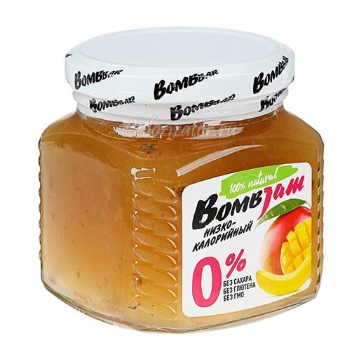 Джем Bombbar низкокалорийный манго-банан