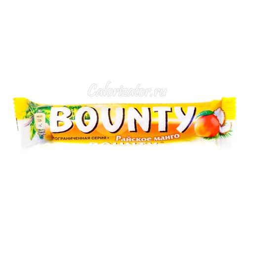Шоколад Bounty Райское Манго