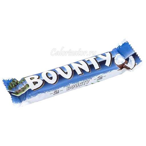 Шоколад Bounty