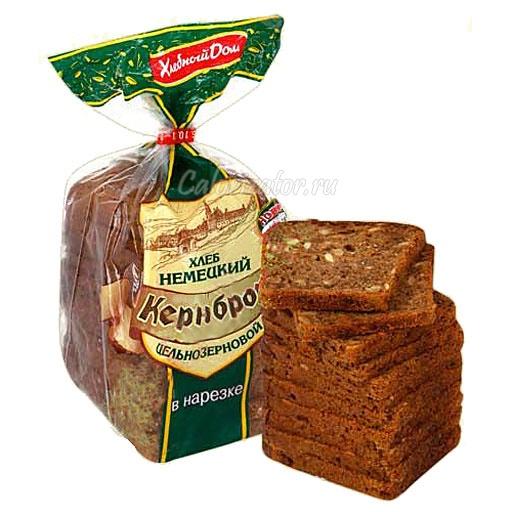 Хлеб Кернброт немецкий цельнозерновой