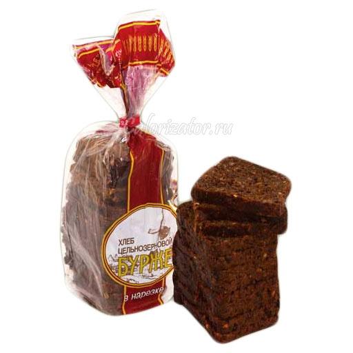 Хлеб Бурже многозерновой