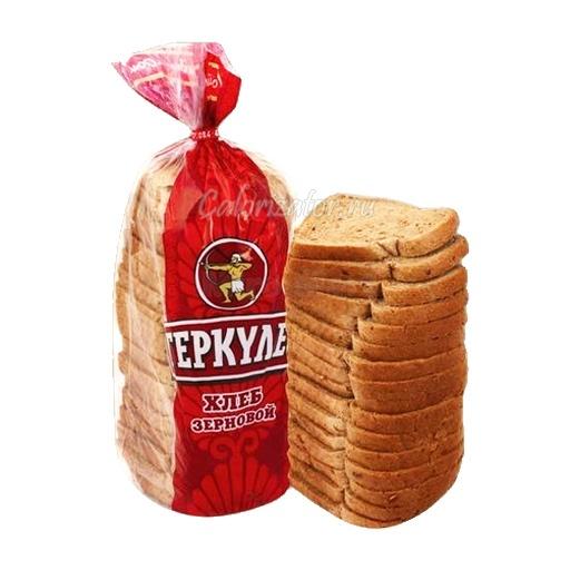 Хлеб Геркулес зерновой