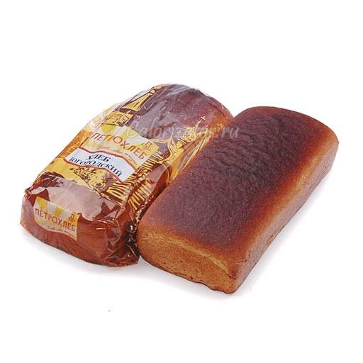 Хлеб Богородский заварной