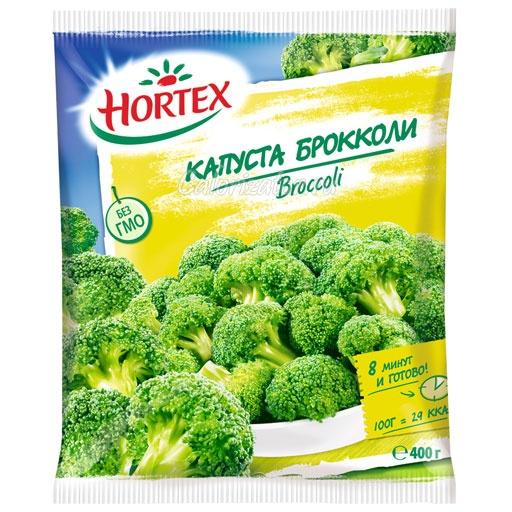Капуста брокколи Hortex