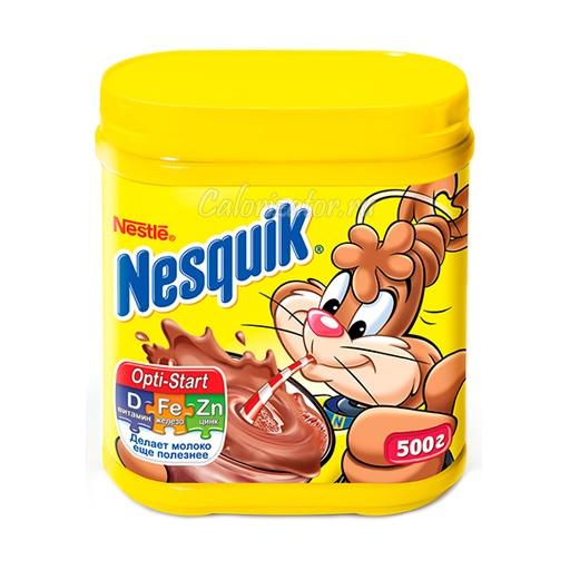 Какао-напиток Nestle Nesquik быстрорастворимый