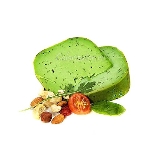 Сыр Песто зелёный